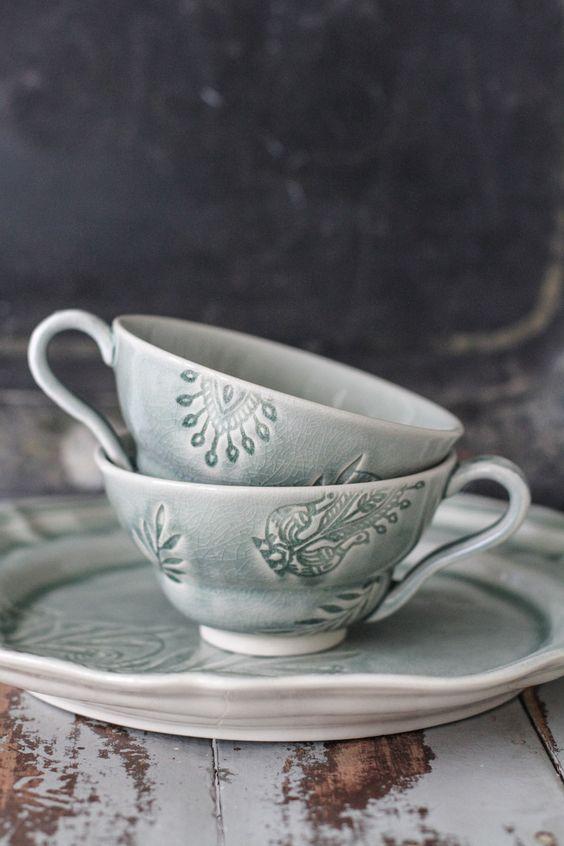 Sthål Keramik | Mattallrik Antikgrå | Keramik | Matilde & Co | Handla online: