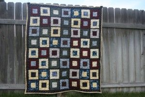 Use up your scraps with this quilt and don't forget to check out the lighter side of scraps!