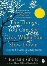 How to be calm in a busy world. The things you can see only when you slow down by Hay, Louise L.