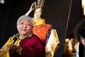 Lama Jigmé Rinpoché - Retraite d'étude et de méditation en images