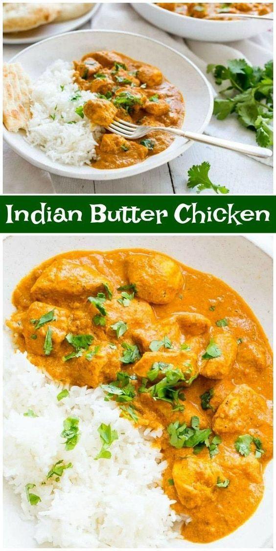 Indian Butter Chicken Recipe From Recipegirl Com Indian Butter Chicken Recip Pinturest Homedecordiy Home Decor Diy Butter Chicken Recipe Indian Indian Butter Chicken Butter Chicken Recipe