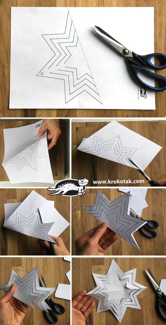 krokotak | PAPER STARS