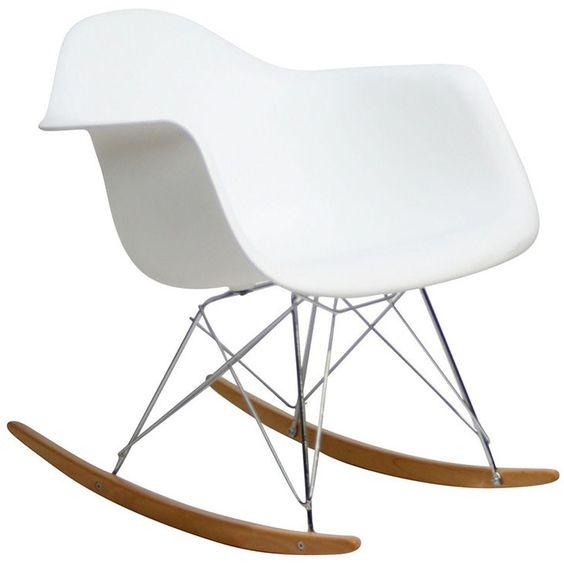 Rocker Lounge Chair