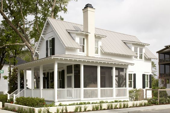 Cottages southern living and house plans on pinterest Southern charm house plans