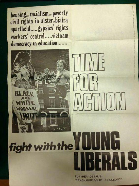 1960s Liberalism UK