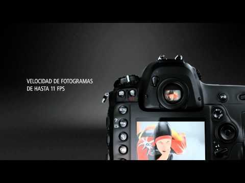 Vídeo de la Nikon D4