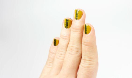 Trendsetter et Agro de @China Glaze sur Bec et Ongles
