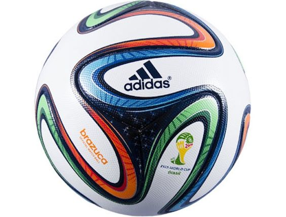 world cup 2014 official ball - this is the design I mentioned