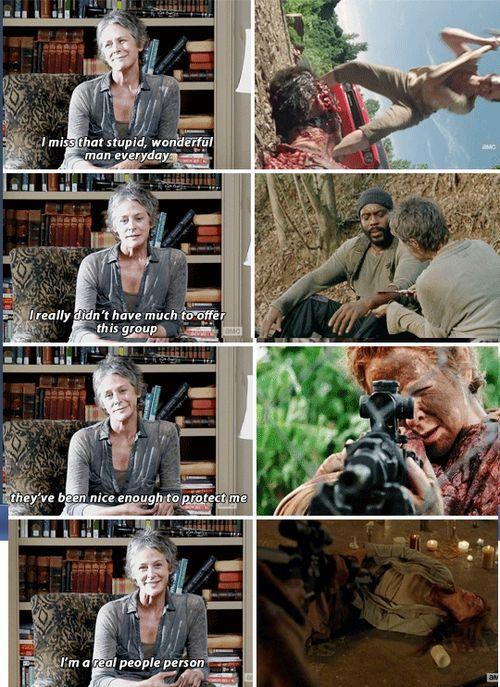 Carol is Queen