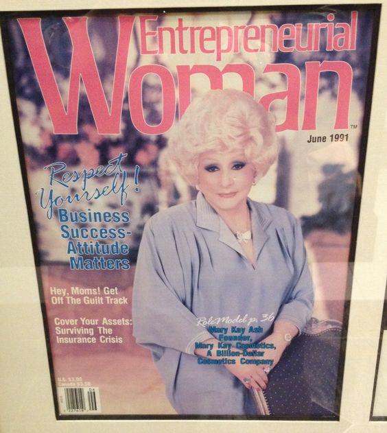 Mary Kay billion dollar company in 1991