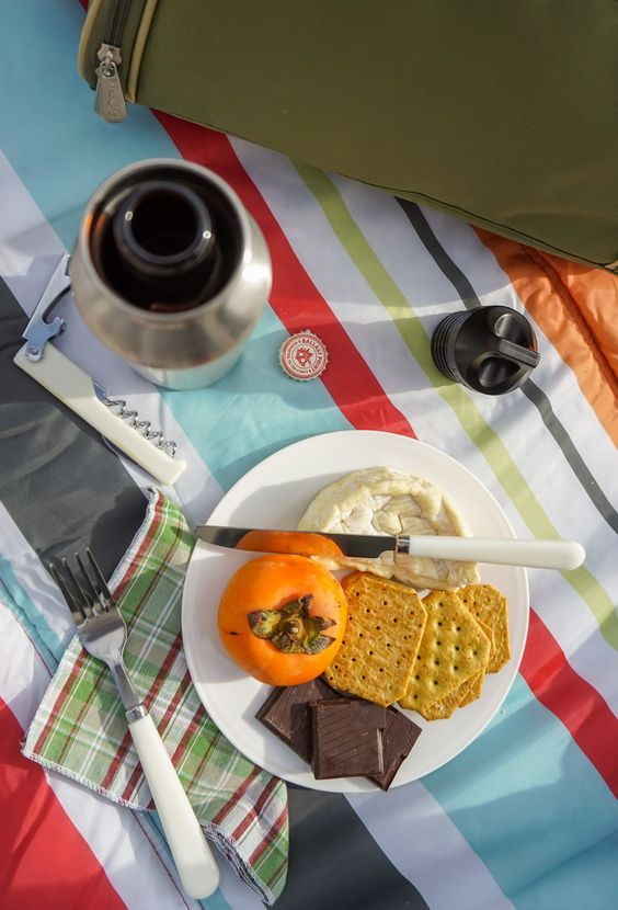 Take a Bottlekeeper with you on a picnic to keep your beer cold, safe (and discreet). [ad]