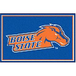Fanmats Boise State Broncos Rug 5x8