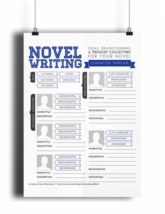 tips for novel writing Knowing how to write backstory makes it easier to show cause and effect in your characters' actions and motivations read tips for writing backstory better.
