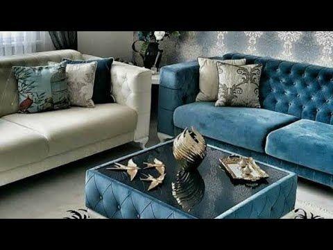 جولة في شقة عروسة ماشاء الله غايه في الجمال كل فرش الشقة تركي Youtube Home Decor Furniture Couch