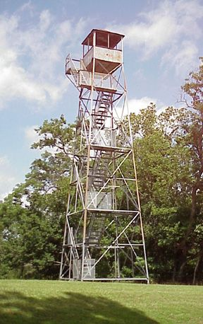 Towers on pinterest for Observation tower house plans