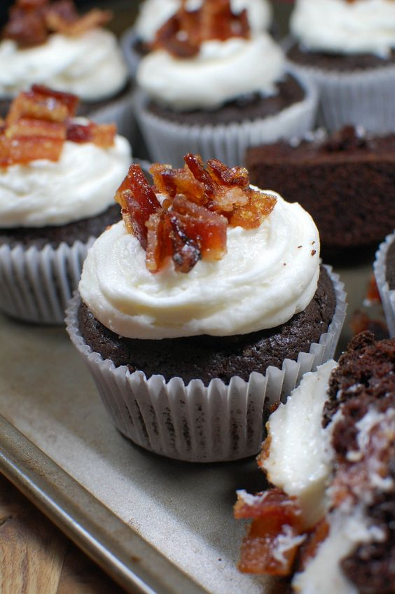 This weekend, Bacon and Bourbon on Pinterest