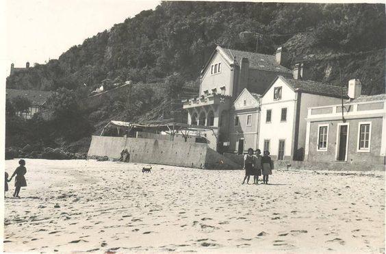 Portinho da Arrábida - 1940 - Setúbal, Portugal
