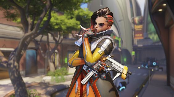 ArtStation - Overwatch Sombra Legendary and Epic skins, Hong Chan Lim