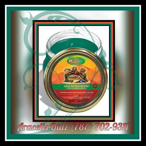 Venta de velas de aromaterápia... Hechas en PR  son artesanales...su aroma es exquisito, tambien tenemos una vela de masaje riquisima, ideal para una noche romantica... no esperes ordena la tuya ya para estas navidades. aracelisdiaz.kingdomscandles.com  #Christmas #Navidad #monday #sale  Si quieres ganarte un dinerito extra solo comunicate conmigo al 7877029311
