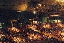Eventbühnen in München - Olympiahalle München