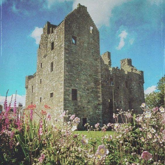 Castle Mclellan, Scotland #abandonedcastles
