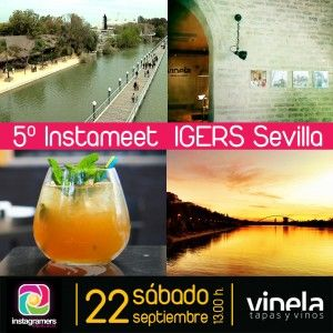 Fifth instagramers Andalucia Instameet in Sevilla, Spain! Instagram