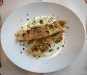 Marinated Sole Venetian Style (Sogliola in Saor) | Italian Food ...