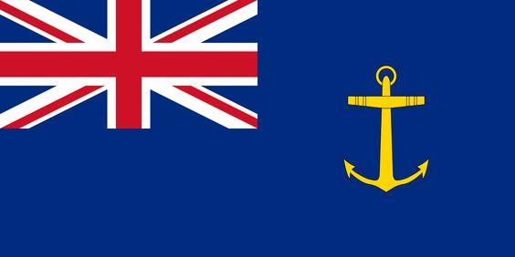 British Royal Fleet Auxiliary flag
