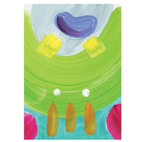 Exuberant Greetings! Bright & Colorful Greeting Cards