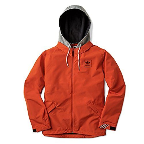 Adidas Mens Civilian Snowboarding Jacket Craft Chili Medium Click On The Image For Additional Details This Mens Outdoor Clothing Snowboard Jacket Jackets