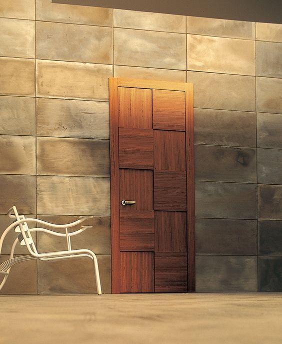 magnetic wood veneer door panels seat