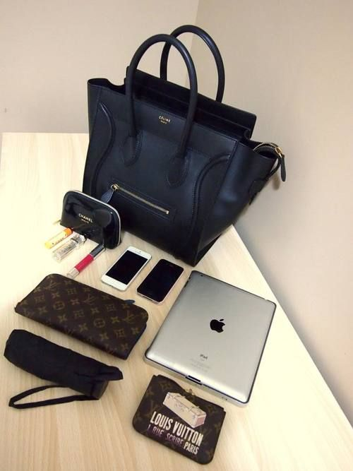 **What's Inside Your Celine?** - Page 5 - PurseForum: