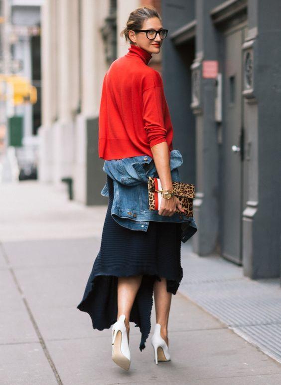Style Muse : Jenna Lyons