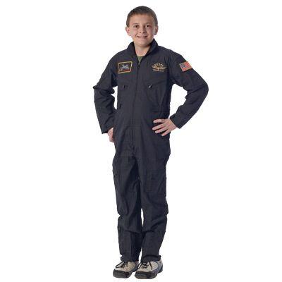 Top Gun Youth Flight Suit - Sportys Wright Bros