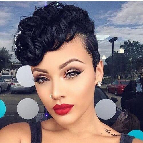 Epingle Sur Pin Up Hairstyles