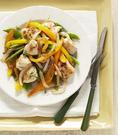 ... to Make Tonight | Snap peas, Summer chicken and Sugar snap peas