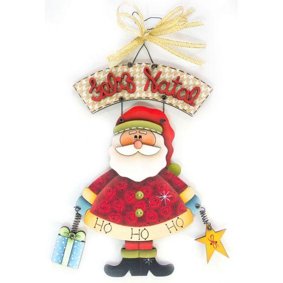 Patch Penduricalho Noel