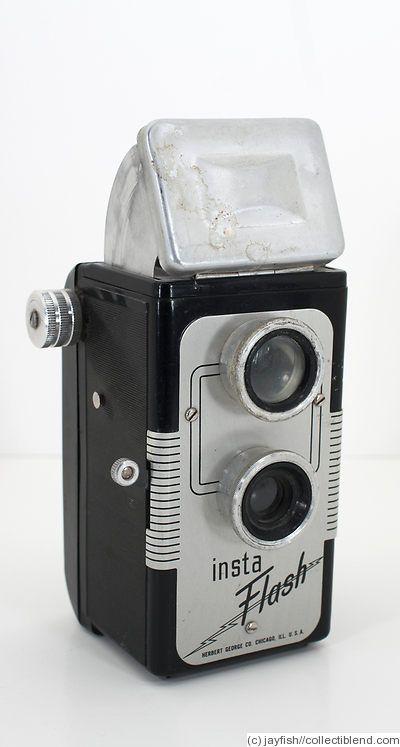 Herbert George: Insta-Flash camera