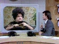 SNL John Belushi as Elizabeth Taylor