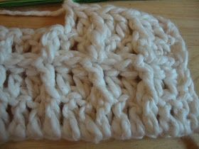 ROOM ON THE LEFT: waffle weave stitch tutorial