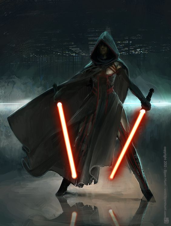 (First Order) My name is Lady Nira Timora (not sure if that name is staying) I was born on the planet Naboo.....the Same Planet Darth Sidious was born on. Lord Sidious is the one Sith that completed Darth Bane's vision  .....complete control of the Galaxy. The  Knight's of Ren idolize Darth Vader. I idolize Darth Sidious.....Vader did nothing but bring disgrace to the Sith.