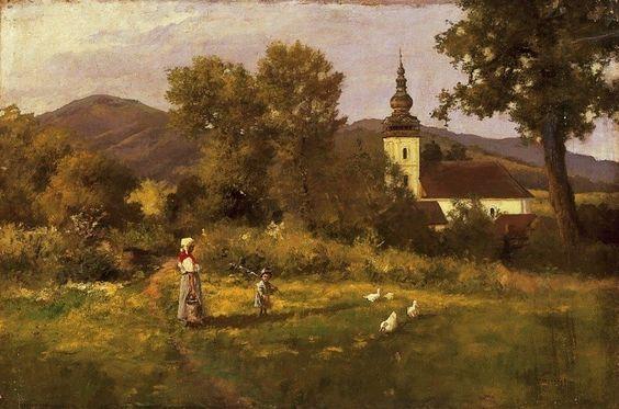 Paisaje Húngaro
