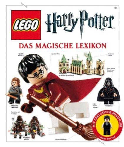 LEGO Harry Potter - Das magische Lexikon  http://www.meinspielzeug24.de/lego-harry-potter-das-magische-lexikon  #Unisex #Bücher, #SpieleBasteln