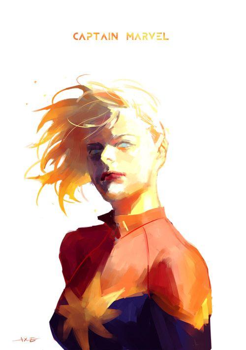 Galeria de Arte (6): Marvel, DC Comics, etc. 9a987474807f977321a6431b57dd2490