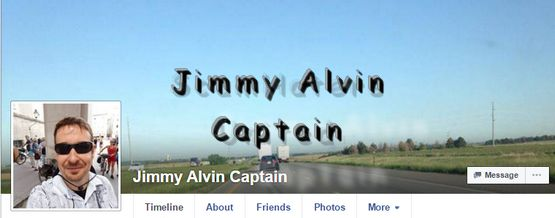 Jimmy Alvin Captain... stolen Steve Jones pics. https://www.facebook.com/LoveRescuers/posts/599959380170493