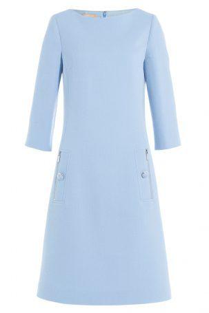 Michael Kors Collection Michael Kors Collection Kleid aus Schurwolle &#8211…