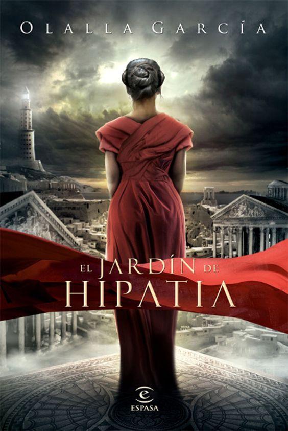 El jardín de Hipatia: https://kmelot.biblioteca.udc.es/record=b1437470~S1*gag