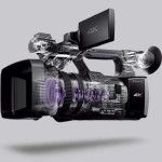 Sonys New FDRAX1 4K Camcorder Video Camera with 20x Optical Zoom