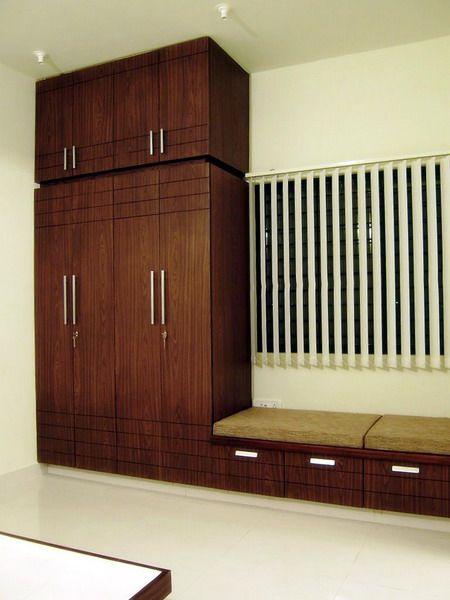 Bedroom cupboard designs home ideas pinterest - Interior cupboard design ideas ...