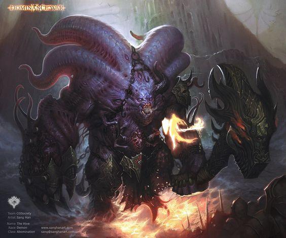 The Hive : Dominance War IV by fluxen on DeviantArt